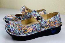 Alegria Paloma Kaleidoscope Women's Shoes Clogs PAL-370 Sz 37 UK 6.5-7 US