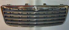 ✅  OEM 07 08 09 Chrysler Aspen Front Bumper Upper Grille Grill Chrome EXCELLENT