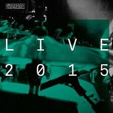 CINERAMA - LIVE 2015,O2 ACADEMY LONDON  CD + DVD NEW+