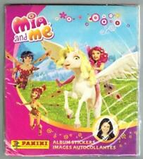 Mia and Me Panini Box  50 packets pochettes bustine tüten  figurine