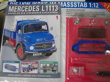MERCEDES L 1113/1966 * Nº 1 * de Collection Kit 1:12