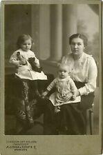 ATELIER J. PURR & KUBLA PREROV 1916 Kabinettfoto