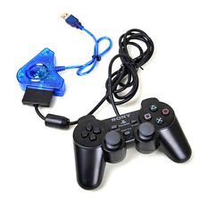 PS1 PS2 PSX Playstation 2 Joypad Game Controller to PC USB Converter Adapter