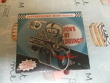 how`s my driving/new/sealed,cd album,free postage uk