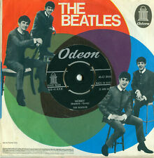 "the BEATLES IT Won't be Long / Money (1963 DUTCH ODEON 29499 EX VINYL SINGLE 7"")"