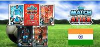 Match Attax 2012-2013 12/13 INDIAN VARIATION 100 Clubs, Man of the Match, Stars