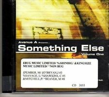 (CJ737) Avenue A, Something Else Vol One, 10 tracks various artists - 1999 CD