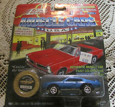 Johnny lightning diecast car limited edition 1969 GTO JUDGE series 6 # 11476