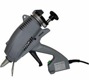 MS200 Bulk Industrial Hot Melt Glue Gun - No Compressed Air Needed