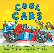 **NEW PB** Cool Cars by Tony Mitton