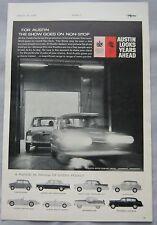 1959 Austin Original advert No.1