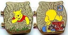 Disney Magical Musical Moments Winnie the Pooh Hinged  Pin