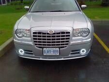 Halo Fog Lamps Driving Lights Kit for 2005 2006 2007 2008 2009 2010 Chrysler 300