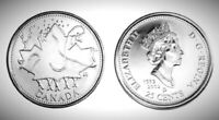 Canada 2002P Canada Day 25 Cents Gem BU UNC Quarter!!