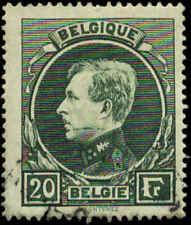 Belgium Scott #213 Used