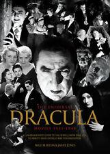 The Universal Dracula Movies 1931-1948 horror movie series guide magazine