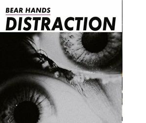 Bear Hands-Distraction CD