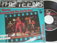 "7"" - Teens Never gonna tell no lie to you & Gypsy Caravan - 1980 # 3313"