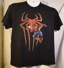Spiderman The Amazing Spider-Man 2 Movie T-shirt Tee Shirt - L Large 42/44   A-6