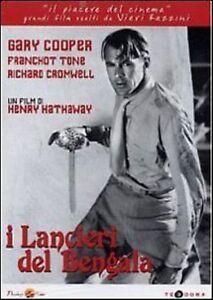 Dvd I LANCIERI DEL BENGALA - (1935)  ** Gary Cooper ** ......NUOVO