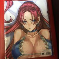 RAITA Valkyria Chronicles Duel Juliana Everhart official LIMITED Pillow Case F/S
