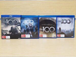 The 100: The Complete Seasons 1-3 Blu-Ray Box Set