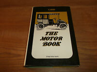 The Motor Book. R.J. Mecredy. 1970 reprint of 1903 Book. Motoring Manual. HB.