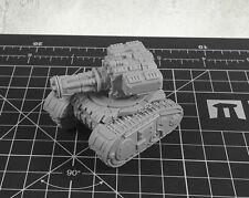 Legionary heavy Weapon Platform: Gatling Autocannon kromlech Resin krm116