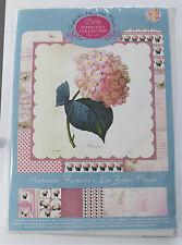 Créatif Collection Carte Kit de Fabrication - Redoute's les Belles Fleurs -