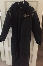 Vintage Artic Cat Womens Snowmobile Suit Size Small Rare Great Condition Black