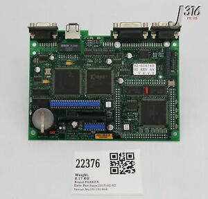 22376 PARKER PCB, COMPUMOTOR, 6K 68340 CONTROLLER 71-016444-04