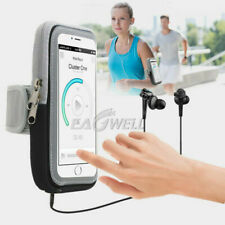 Sport Gym Arm Band Touch Screen Holder Case Bag For iPhone X XS Max Samsung S10+