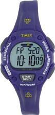 Timex T5K6879J Women's Ironman 30 Lap Memory Chronograph Watch - Coral