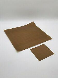 Teflon Sheet Paper Repair Barrier