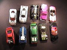 vintage Hot Wheels lot of 10 cars and trucks # 71-80 K see list for details
