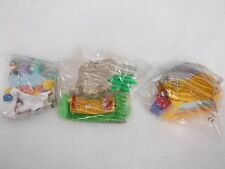 3 x Mcdonalds Happy Meal , 1995 Gift Toys