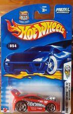 Hot Wheels 2003 MITSUBISHI ECLIPSE #054 (Card var. 2) (A+/A)