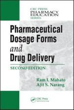 Pharmaceutical Dosage Forms and Drug Delivery Second Edition by Ajit S....