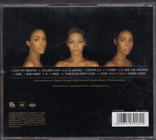 DESTINY'S CHILD Destiny Fulfilled 2004 AUSTRIA CD ALB BEYONCE