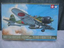 Tamiya  model kit 1/48 SCALE Mitsubishi A6M5c Zero ( zeke) fighter IN BOX