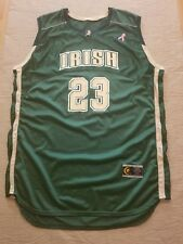 LeBron James Grey Flannel LOA St. Vincent-St. Mary RARE game worn jersey LAKERS