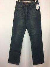 NWT US POLO ASSN Youth Size 18 Slim Straight Blue Denim Jeans