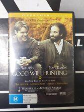 Dvd - GOOD WILL HUNTING - Robin Williamd Matt Damon - drama