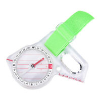 Thumb Compass Elite Competition Orienteering Compass Portable Compass Map Sc  ML