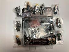 Battle Star Galactica 10 Figure Lot Toys R Us Minimates Minimate BSG Series