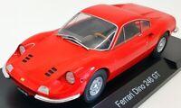 Model Car Group 1/18 Scale MCG 18167 - 1969 Ferrari Dino 246 GT - Orange