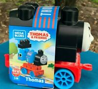 NEW Mega Bloks Thomas & Friends Thomas Tank Engine Train Building Kit 5 piece