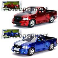 1999 Ford F-150 SVT Lightning Just Trucks Diecast Model Car 1:24 by Jada New