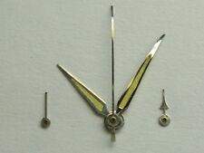 SET OF 5 CHRONOGRAPH HANDS SILVER  TRITIUM VENUS 175  BREITLING NEW WATCH PART