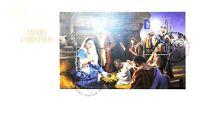 "2013 FDC Australia. Christmas. MS. ""Decorations"" Pict.FDI  ""MERRYLANDS"""